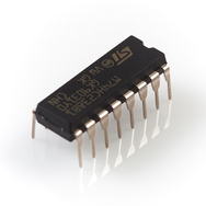 Image of 74hc238 ic