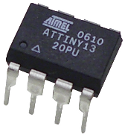 Image of Attiny13 MCU