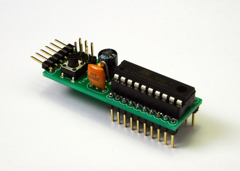 Tiny2313 header board